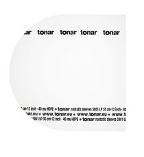 TONAR Anti-Static Record Sleeves (5961)