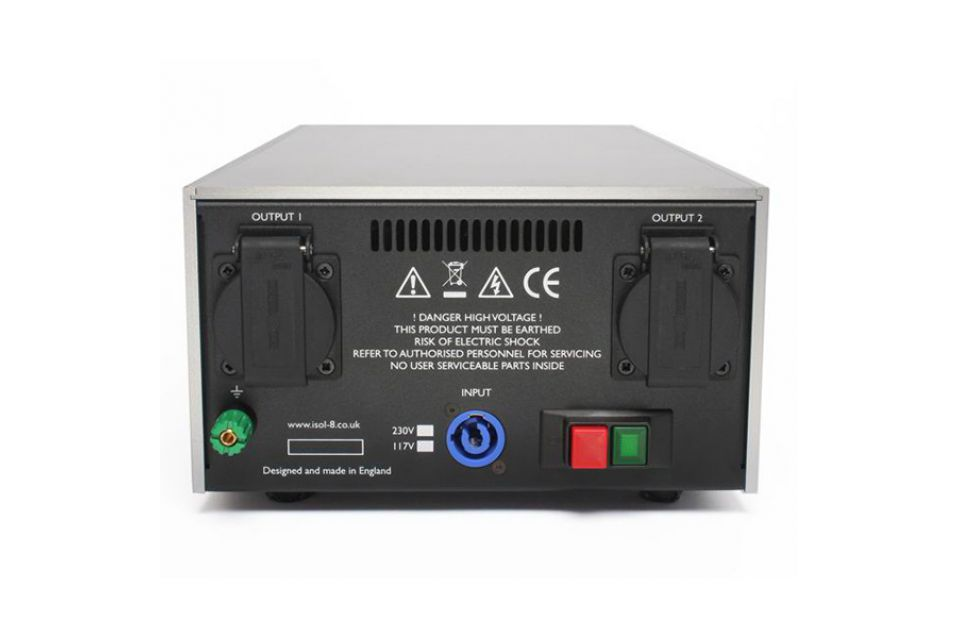 ISOL-8 SubStation HC Silver