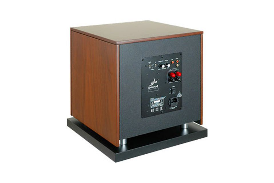 Audio Physic Luna Walnut